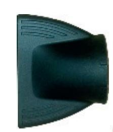 Replacement nozzle for Valera Nano hair dryer (EPAVNB) - Small